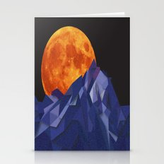 Night Mountains No. 20 Stationery Cards