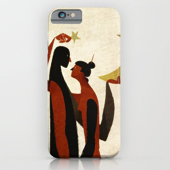 celestial bodies iPhone & iPod Case
