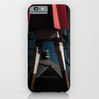 iPhone & iPod Case featuring Origin of Horror by Tom Canty Illustration