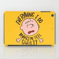 CHARLIE BROWN iPad Case