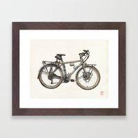 Ahearne Framed Art Print