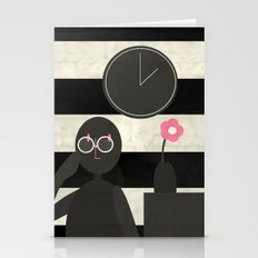 Pince-nez Stationery Cards