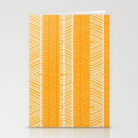 Gold Herring Stationery Cards