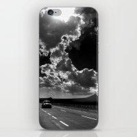 Noche de Día /Sunny Night iPhone & iPod Skin