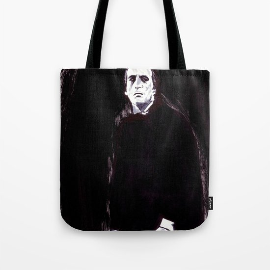 Count Dracula Tote Bag