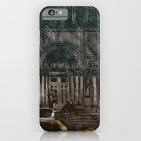 New York in the Rain iPhone 6 Slim Case