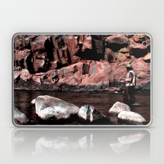 Serenity and solitude Laptop & iPad Skin