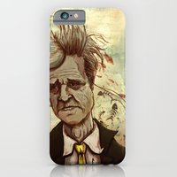 iPhone & iPod Case featuring Lynch by Davel F. Hamue