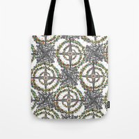 Energy Expansion Tote Bag