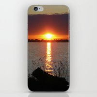 Sunset Brilliance iPhone & iPod Skin