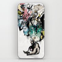 FatToy Idleness* iPhone & iPod Skin