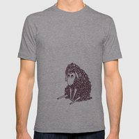 Sheepie Mens Fitted Tee Athletic Grey SMALL