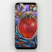 The Fruit Of Knowledge iPhone & iPod Skin