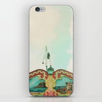 Summer Carousel iPhone & iPod Skin