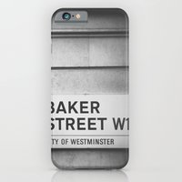 iPhone & iPod Case featuring Oh, Sherlock! by monography