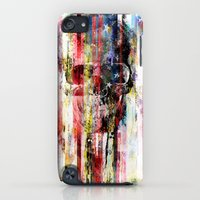 iPod Touch Cases featuring Lenny Hostile by HappyMelvin