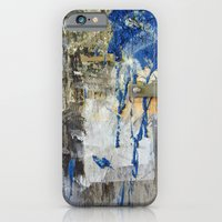 Blue Bird 2 iPhone 6 Slim Case