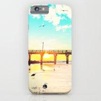 iPhone & iPod Case featuring Boardwalk by Mina Teslaru