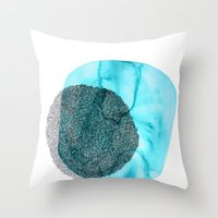 And Yet The Question Is … Throw Pillow