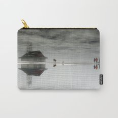 Dogs & Fog Carry-All Pouch