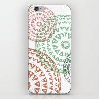 Nuba Garden iPhone & iPod Skin