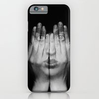 I Can See Through You iPhone 6 Slim Case