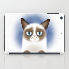 Nope (Grumpy Cat) iPad Case