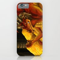 Smaug the Magnificent iPhone 6 Slim Case