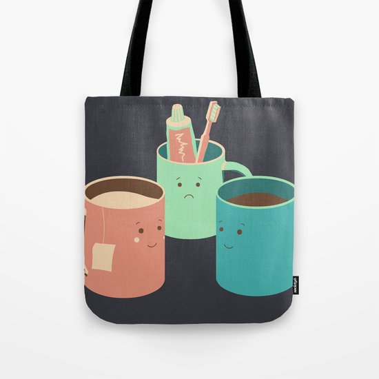 Mugs Tote Bag