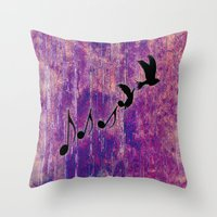 Let it be - 065 Throw Pillow
