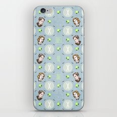 The X Files Repeating iPhone & iPod Skin