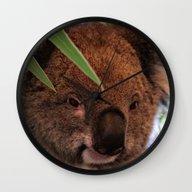 Koala 1115P Wall Clock