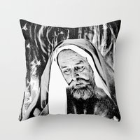 Vaso Throw Pillow