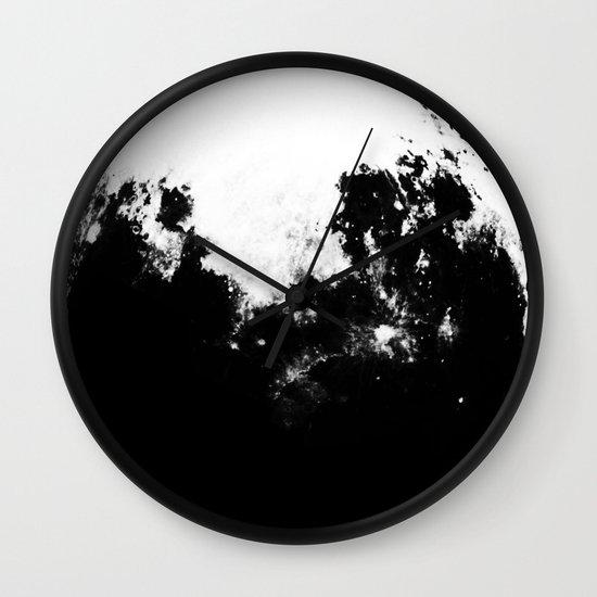 MOOON Wall Clock