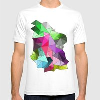 Perfect Colors In An Imp… Mens Fitted Tee White SMALL