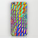 Tumbler #32 Psychedelic Optical Illusion Design by CAP iPhone & iPod Skin