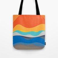 Meet You Here Tote Bag