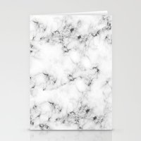Real Marble  Stationery Cards