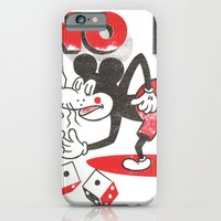 iPhone & iPod Case featuring No Dice by Landon Sheely