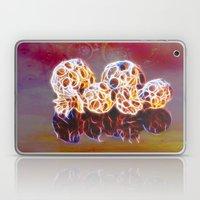 Balls And Cones  Abstrac… Laptop & iPad Skin
