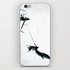 Never be a Memory iPhone & iPod Skin