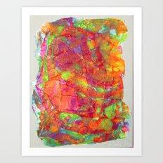 Heave Art Print