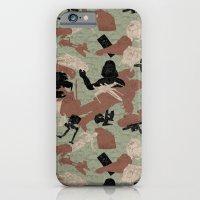 Endor Battle Camo iPhone 6 Slim Case