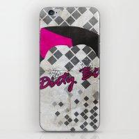 Dirty Bit iPhone & iPod Skin