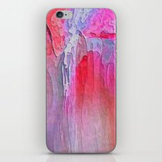 Abstract Of Another Kind by Sherri Of Palm Springs iPhone & iPod Skin