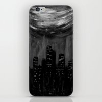 City Of Ashes iPhone & iPod Skin