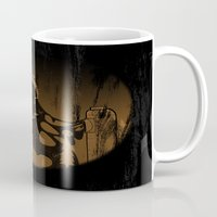 oil monster Mug