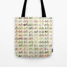Bikes Tote Bag