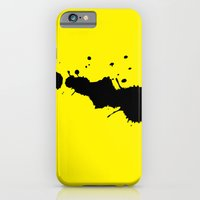 iPhone & iPod Case featuring Ink by Negative Space