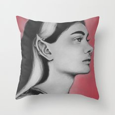 Skunk Elf  Throw Pillow